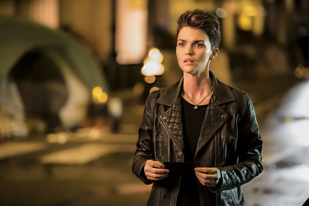 Kate Kane (Ruby Rose) - Bildquelle: Jeffery Garland 2019 The CW Network, LLC. All rights reserved. / Jeffery Garland
