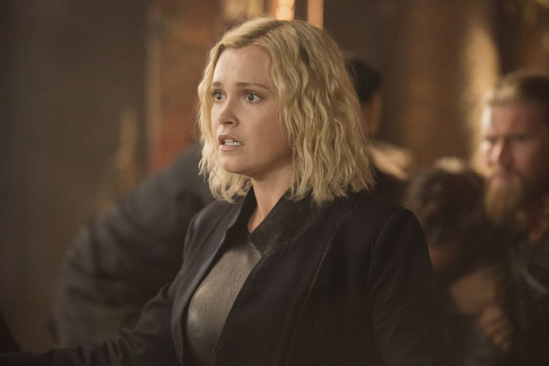 Clarke Griffin (Eliza Taylor) - Bildquelle: 2020 Warner Bros. Entertainment Inc. All rights reserved.