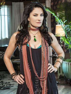 Witches of East End: Mädchen Amick ist Wendy Beauchamp - Bildquelle: Twentieth Century Fox Film Corporation
