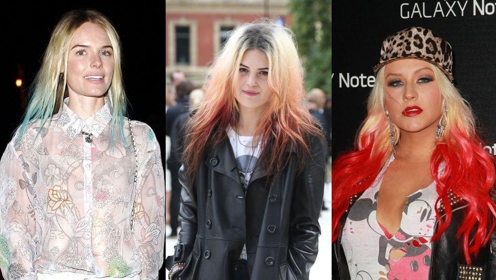 Dip Dye Hair: Ombré-Look bringt Sonne in das Haar