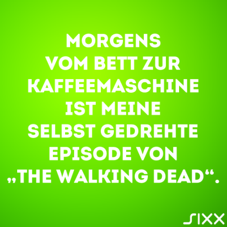Visual Statements: Walking Dead - Bildquelle: sixx