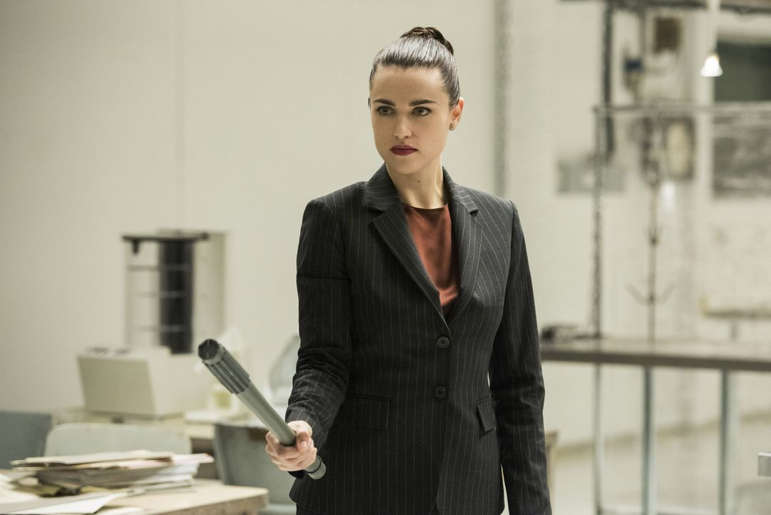 Lena (Katie McGrath) - Bildquelle: Dean Buscher 2018 The CW Network, LLC. All Rights Reserved.