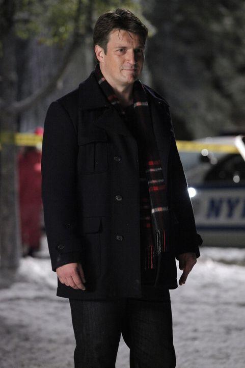 Ein Weihnachtlicher Fall wartet auf Castle (Nathan Fillion) und die Mordkommission von New York ... - Bildquelle: 2012 American Broadcasting Companies, Inc. All rights reserved.