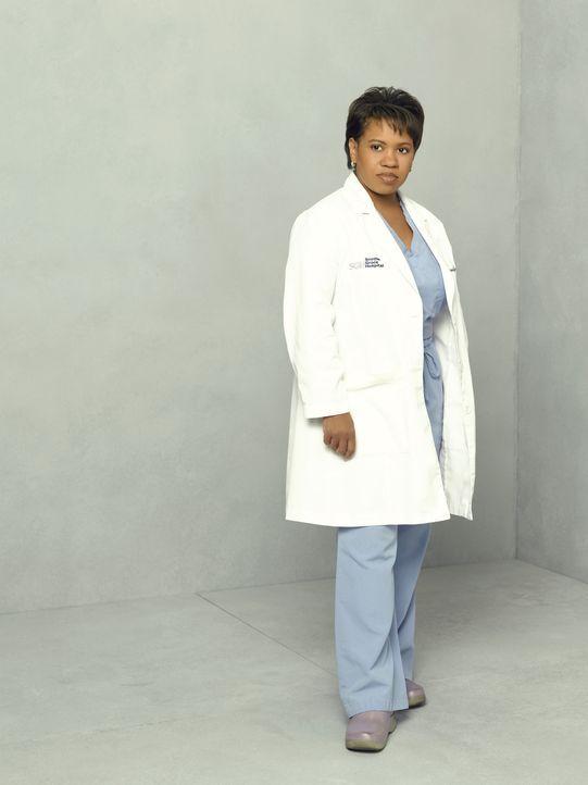 (4. Staffel) - Ist ihrer ehemaligen Assistenzärztin unterstellt: Dr. Miranda Bailey (Chandra Wilson) ... - Bildquelle: Touchstone Television