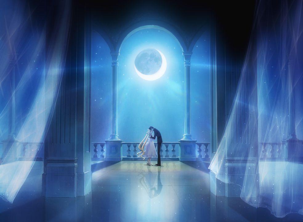 (2. Staffel) - Sailor Moon Crystal - Artwork - Bildquelle: Naoko Takeuchi/PNP/KODANSHA/TOEI ANIMATION