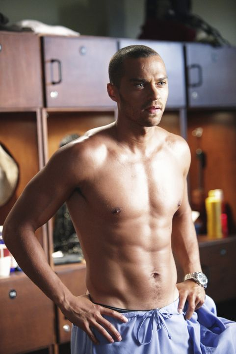 Jesse Williams ist Jackson - Bildquelle: ABC Studios