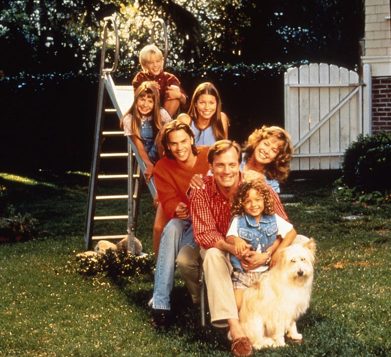 Die Familie Camden zieht an einem Strang - Bildquelle: The WB Television Network