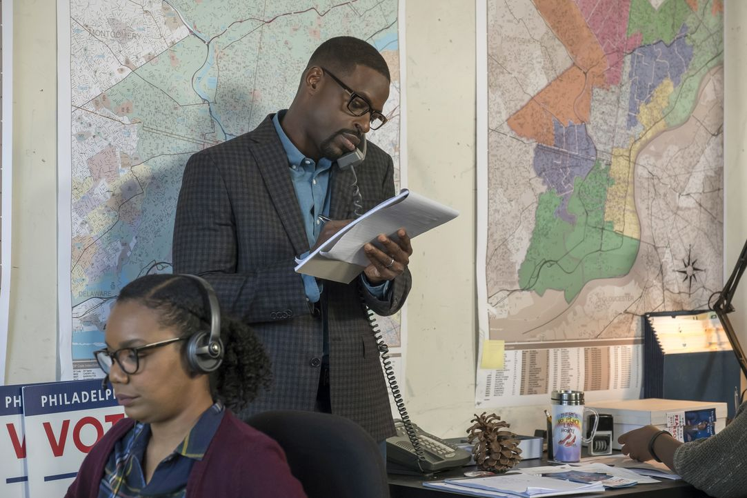 Randall Pearson (Sterling K. Brown) - Bildquelle: Ron Batzdorff 2018-2019 NBCUniversal Media, LLC.  All rights reserved.