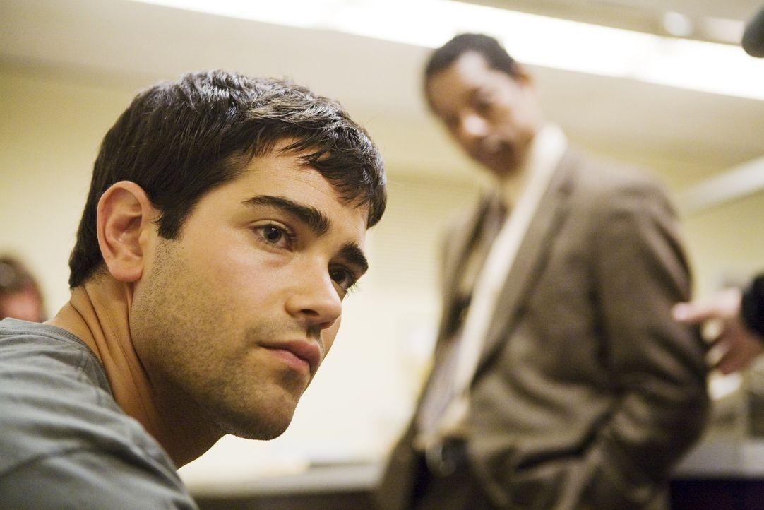 Eigentlich hat C.J. Nicholas (Jesse Metcalfe) jeden Schritt seines brillanten Plans durchdacht, um Mark Hunter als Betrüger zu entlarven, doch der t... - Bildquelle: Rico Torres Signature Pictures / Foresight-Unlimited BARD 2008. All rights reserved.