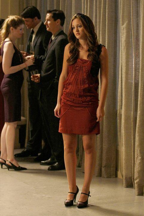 Blair (Leighton Meester) will sich an Vanessa rächen und beauftragt Chuck, sie zu verführen und stellt sich selbst als Belohnung in Aussicht ... - Bildquelle: Warner Brothers