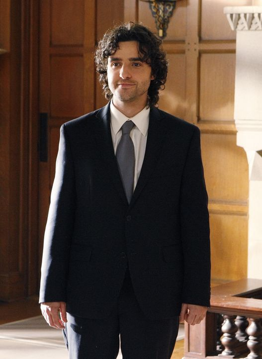 Charlie (David Krumholtz) wartet aufgeregt auf seine Braut. - Bildquelle: Paramount Network Television