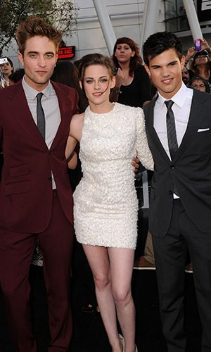 "3 ""Twilight""- Stars  - Bildquelle: AFP"