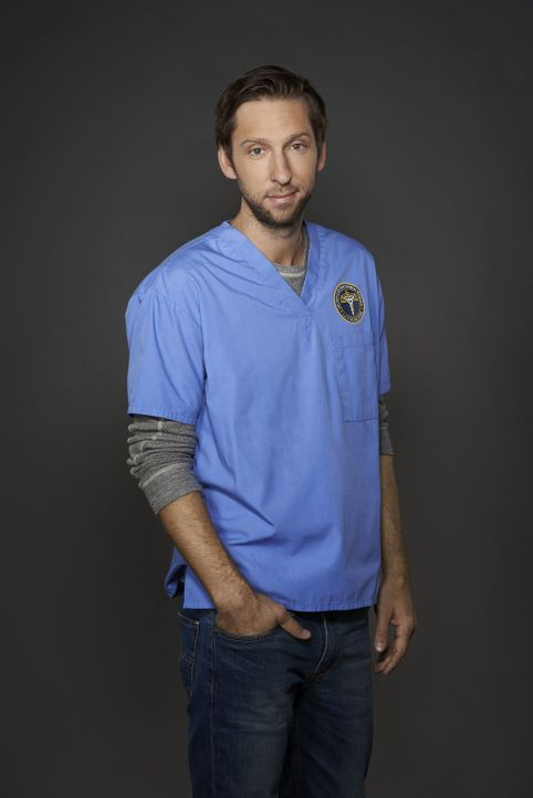 (1. Staffel) - Lucas (Joel David Moore) ist ein junges Technikgenie, der dem Team stets zur Seite steht ... - Bildquelle: Warner Brothers