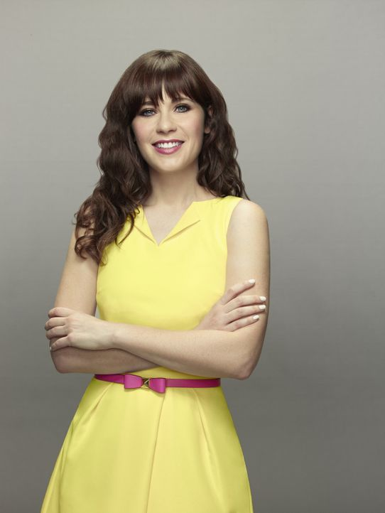 (5. Staffel) - Findet auch Jess (Zooey Deschanel) endlich den richtigen Partner, mit dem sie die Zukunft verbringen will? - Bildquelle: 2016 Twentieth Century Fox Film Corporation. All rights reserved.
