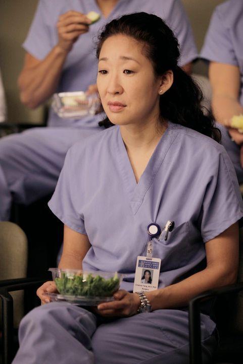 Ist sie für Henrys Tod verantwortlich? Cristina (Sandra Oh) ... - Bildquelle: ABC Studios
