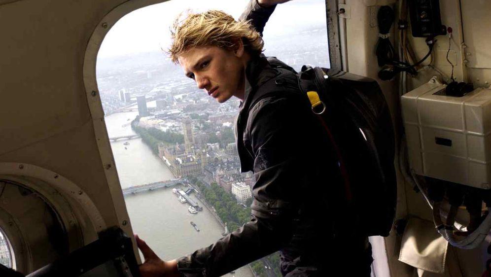Stormbreaker - Bildquelle: Liam Daniel Samuelsons / IoM Film.