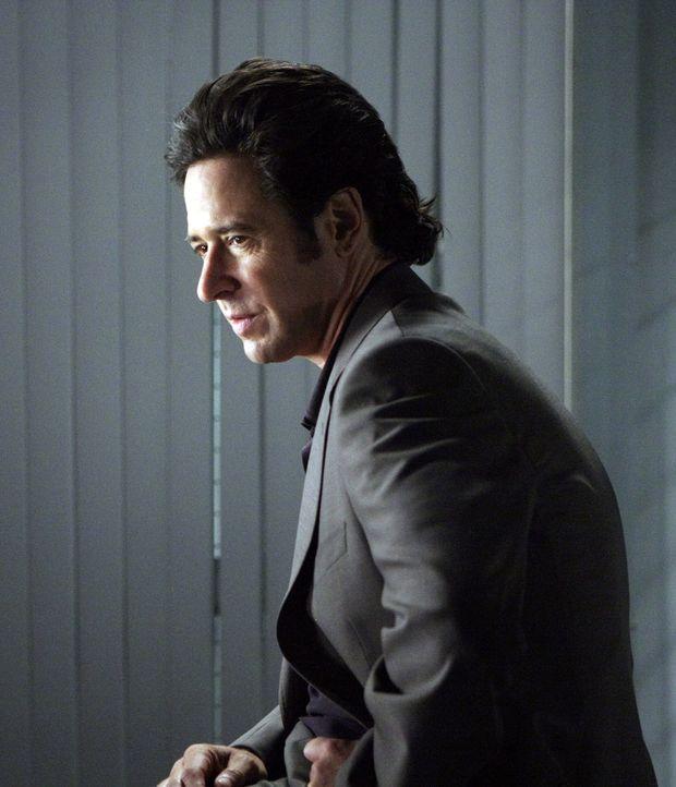 Ermittelt in einem neuen Fall: Don Eppes (Rob Morrow) ... - Bildquelle: Paramount Network Television