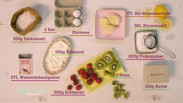 Süße Waffelsandwiches_Zutaten