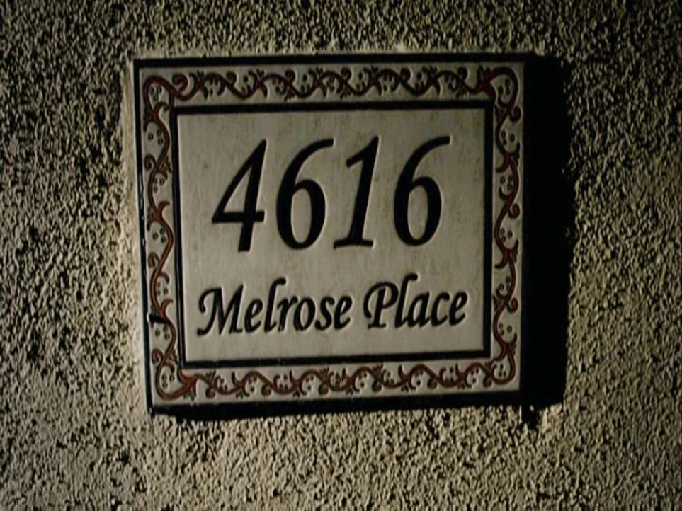 4616, Melrose Place - die skandalöseste Adresse in Hollywood... - Bildquelle: 2009 The CW Network, LLC. All rights reserved.