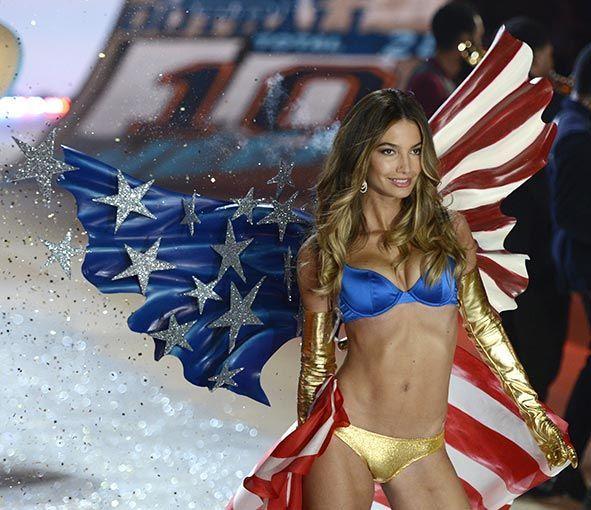 Victoria's Secret Fashion Show - Bildquelle: AFP