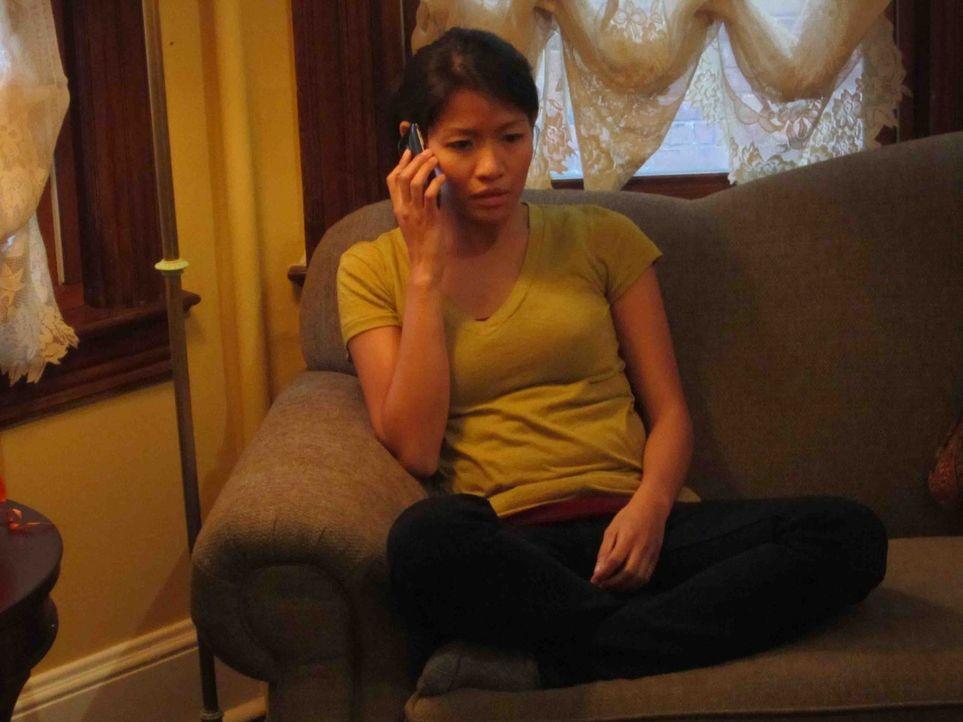 Ihr ganzes Leben gerät aus den Fugen, als Mai Hlee Xiong Opfer von Cyber Stalking wird und dank der Unklarheiten des Netzes bleibt der Täter ewig id... - Bildquelle: Kate Findlay-Shirras Atlas Media, 2011