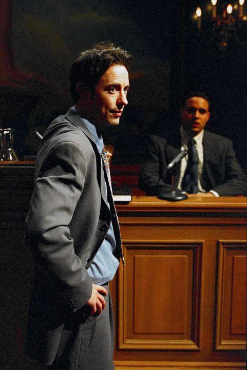 Zuerst äußert Ed (Tom Cavanagh, l.) massive Bedenken bei der Übernahme eines Mordfalls, doch dann packt ihn der Ehrgeiz ... - Bildquelle: Paramount