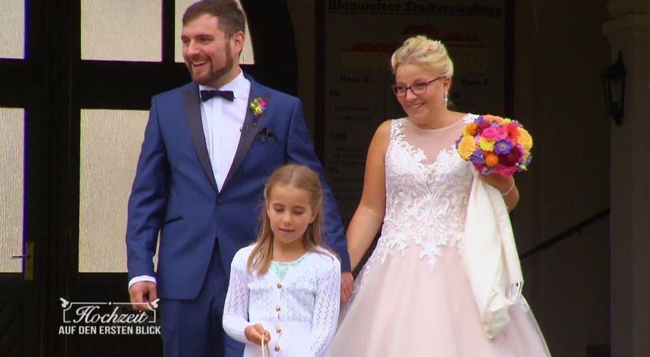 Hochzeit Auf Den Ersten Blick Video Mariana Und Raik Die Hochzeit Sixx