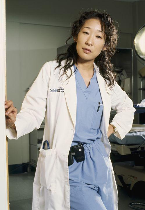 (1. Staffel) - Die ehrgeizige Cristina (Sandra Oh) gibt ihr Bestes um eine gute Ärztin zu werden ... - Bildquelle: Touchstone Television