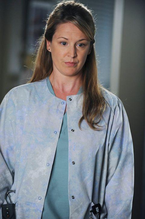 Kümmert sich rührend um die Patienten: Schwester Kate (Kate Anthony) ... - Bildquelle: Touchstone Television