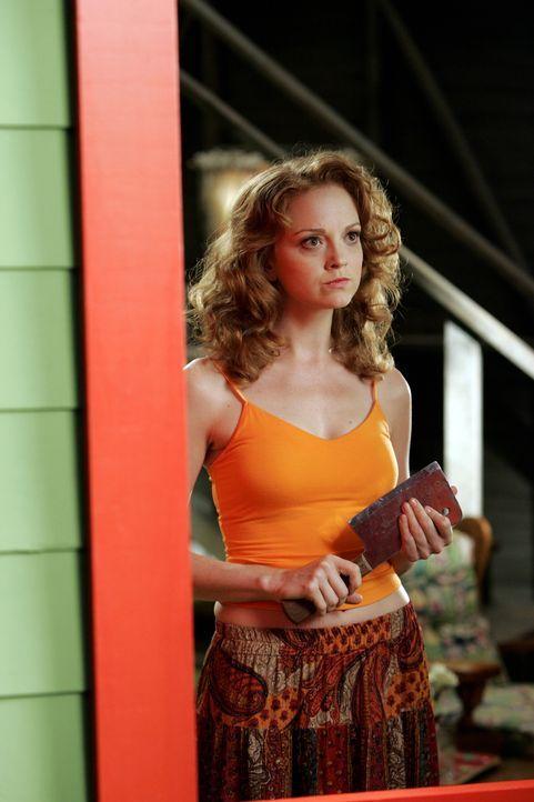 Ein großer Fehler: Unbekümmert öffnet Elsita (Jayma Mays) die Tür ihrer Windmühle ... - Bildquelle: Warner Brothers