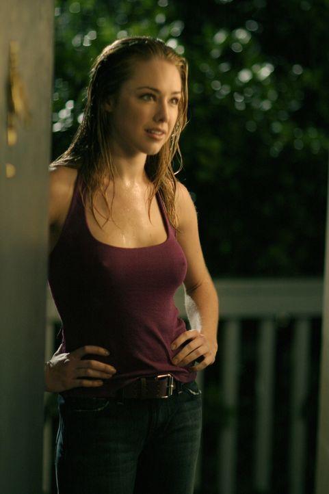 Ein überraschender Besuch: Haleys Schwester Taylor (Lindsey McKeon) taucht unerwartet auf ... - Bildquelle: Warner Bros. Pictures