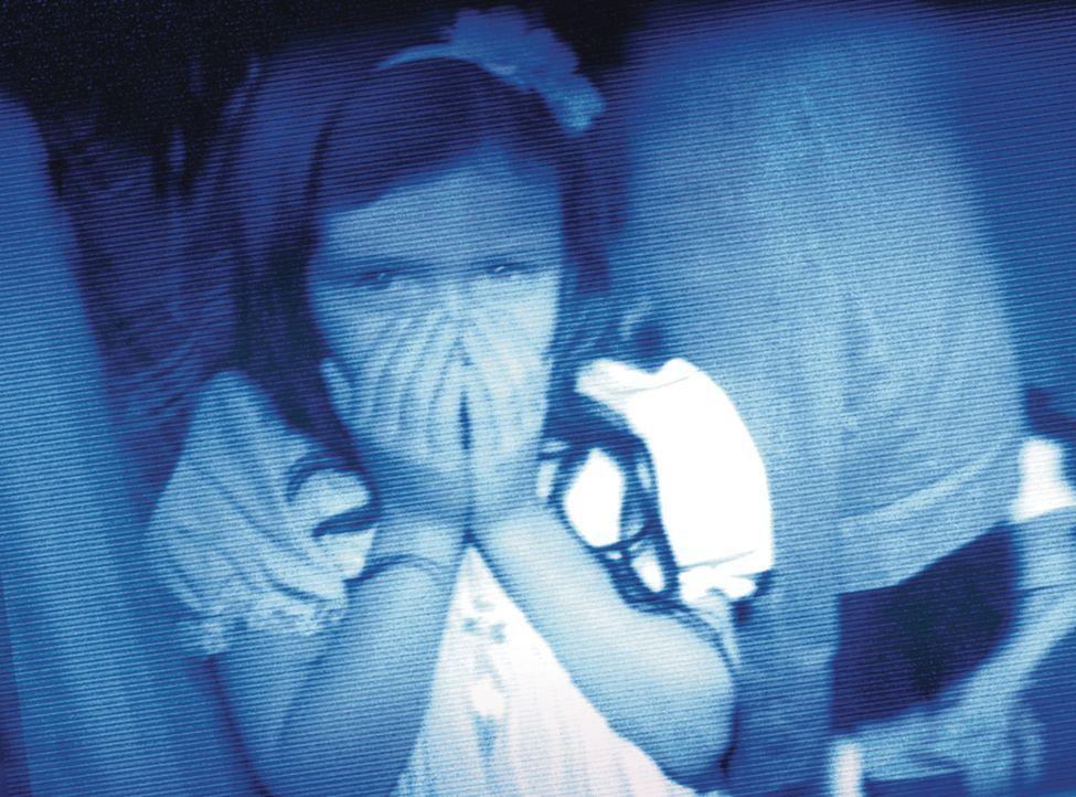 Als Kristi (Jessica Tyler Brown) dem Dämon Toby den Gehorsam verweigert und nicht mehr mit ihm sprechen will, beginnt ein tödliches Spiel ... - Bildquelle: Courtesy of Paramo 2011 Paramount Pictures. All Rights Reserved.
