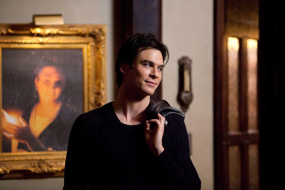 Damon (Ian Somerhalder) kann Stefan immer noch nicht verzeihen. Wird er es irgendwann schaffen, die Vergangenheit ruhen zu lassen? - Bildquelle: Warner Bros. Television