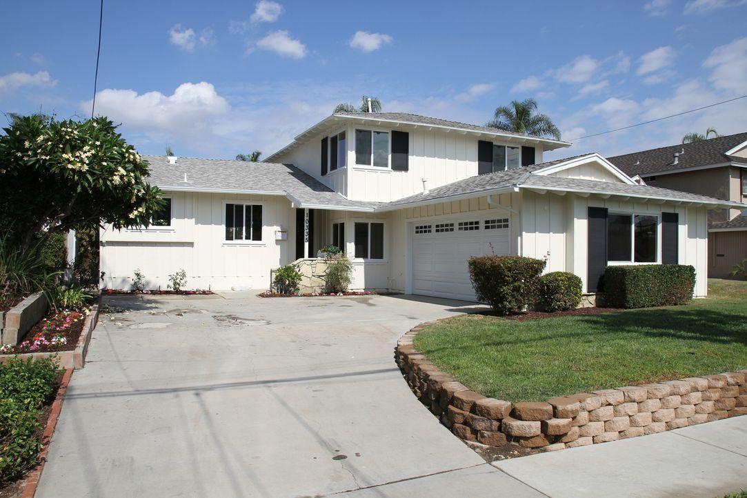Ein wunderschönes Anwesen in Long Beach wartet auf Christina und Tarek, doch im Inneren tauchen immer mehr Baustellen auf ... - Bildquelle: 2013,HGTV/Scripps Networks, LLC. All Rights Reserved
