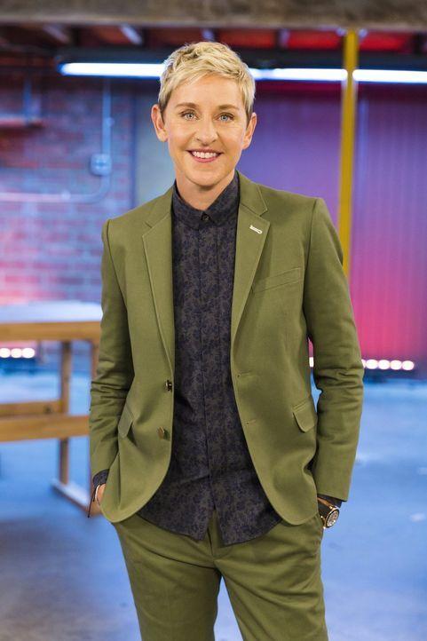 Talkmasterin Ellen DeGeneres lädt erneut kreative Designer zu ihrer Design Challenge ein ... - Bildquelle: Warner Bros.