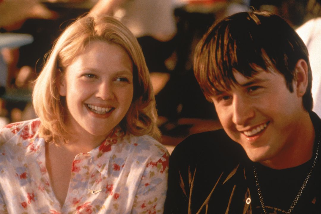Josie Geller (Drew Barrymore, l.); Rob Geller (David Arquette, r.) - Bildquelle: 1999 Twentieth Century Fox Film Corporation.  All rights reserved.