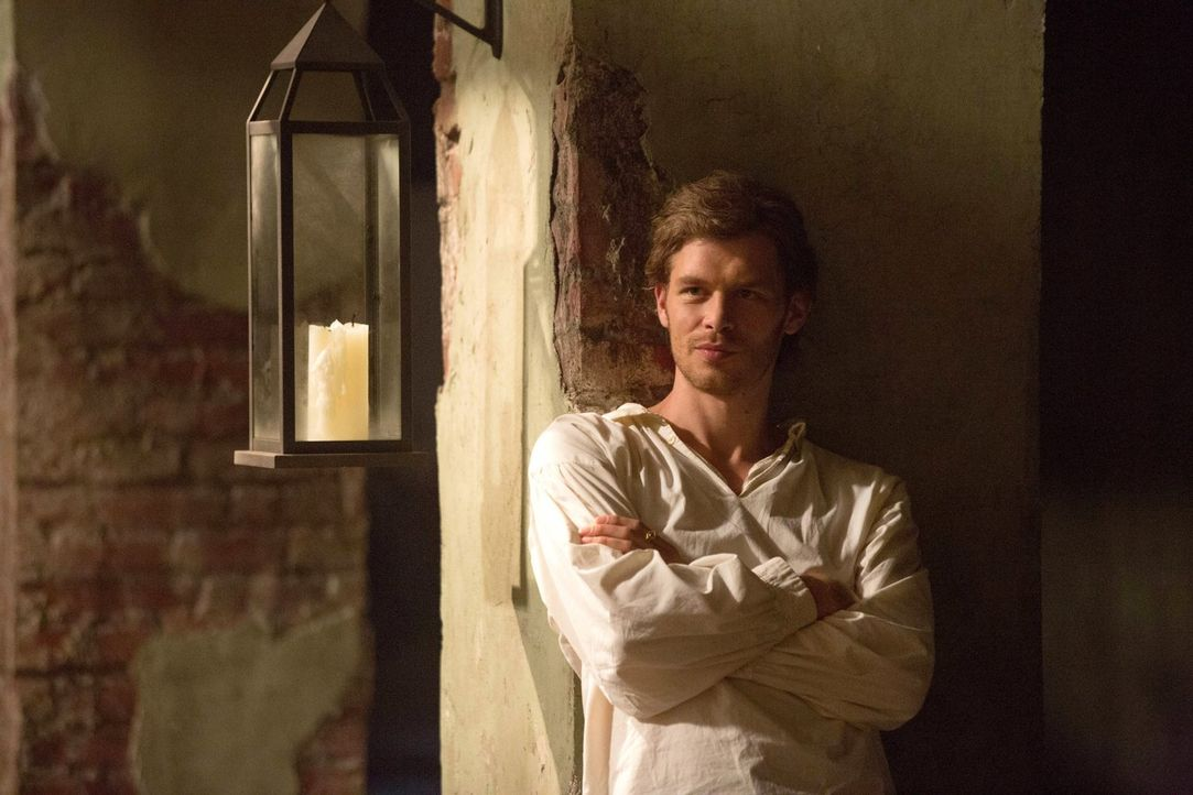 Schon früher brachte Klaus (Joseph Morgan) Leid und Enttäuschungen über seine Geschwister ... - Bildquelle: Warner Bros. Television
