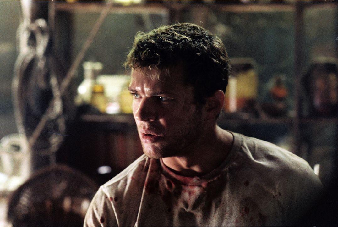 Das brutale Spiel mit seinem Entführer zwingt Martijn (Ryan Phillippe) alles und jeden in Frage zu stellen ... - Bildquelle: Lions Gate Films