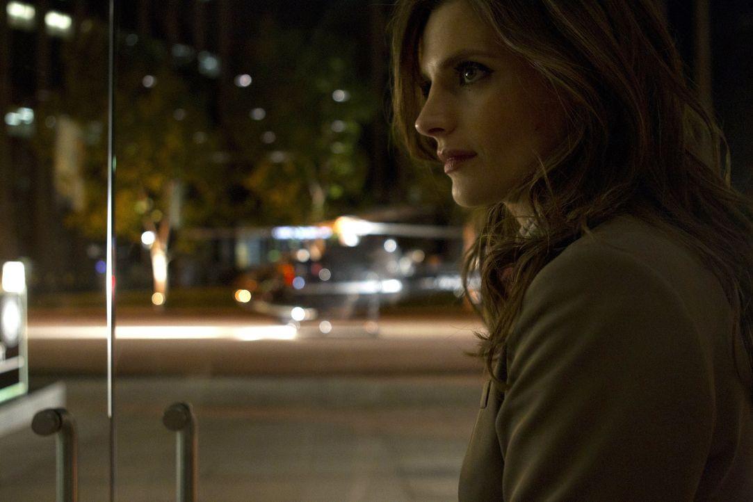 Lässt sich nicht davon abhalten, den Auftragskiller Hal Lockwood zu verfolgen: Kate Beckett (Stana Katic) - Bildquelle: ABC Studios