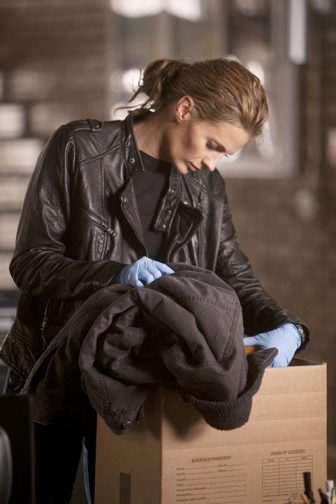 Kate Beckett (Stana Katic) muss sich weiter mit ihrer Vergangenheit auseinandersetzen ... - Bildquelle: 2011 American Broadcasting Companies, Inc. All rights reserved.