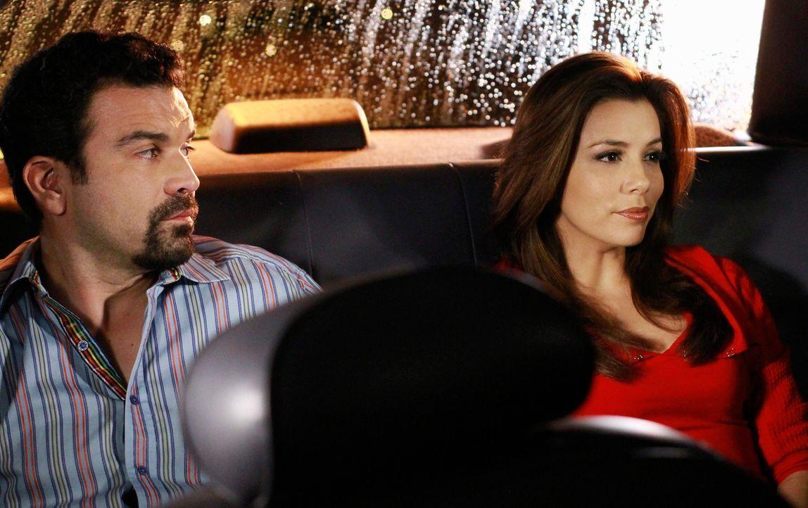 Während Lynette und Tom beschließen, Porter und Preston aus dem Haus zu werfen, damit sie sich eine eigene Wohnung und Jobs suchen, besuchen Gabriel... - Bildquelle: ABC Studios