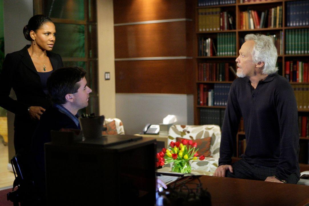 Während es für Addison kompliziert wird, als sie gemeinsam mit Pete und Sam einen werdenden Vater betreuen muss, der an Tuberkulose erkrankt ist, wi... - Bildquelle: ABC Studios