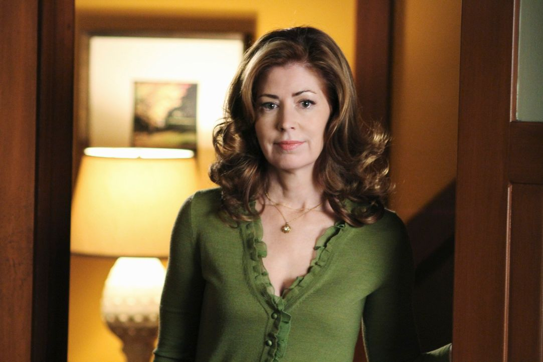 Fühlt sich zu Robin hingezogen: Katherine (Dana Delany) ... - Bildquelle: ABC Studios
