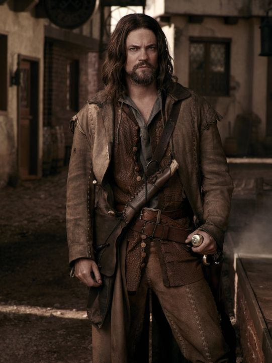 (1. Staffel) - Sein Heimatort Salem hat sich innerhalb der sieben Jahre, in denen John Alden (Shane West) im Krieg war, drastisch verändert. Wird er... - Bildquelle: 2013-2014 Fox and its related entities.  All rights reserved.