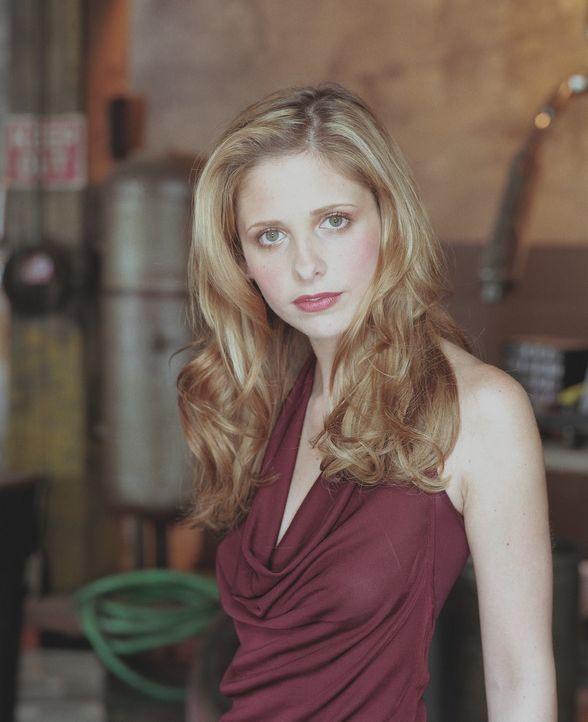 (6. Staffel) – Die hübsche Buffy (Sarah Michelle Gellar) hat mit bösen Kreaturen zu kämpfen … - Bildquelle: TM +   Twentieth Century Fox Film Corporation. All Rights Reserved.