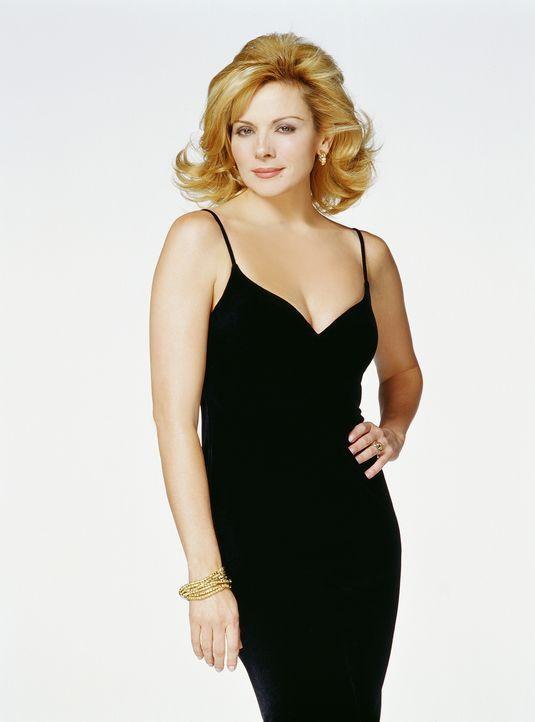(4. Staffel) - Samantha (Kim Cattrall) führt ihre PR-Agentur erfolreich und liebt den Sex. - Bildquelle: Paramount Pictures