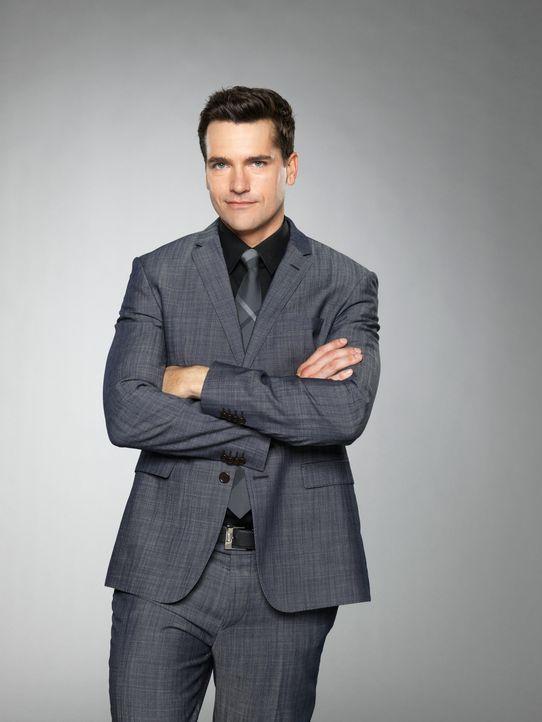 (4. Staffel) - Weiß Grayson Kent (Jackson Hurst) inzwischen, wer Jane wirklich ist? - Bildquelle: Kevin Lynch Sony Pictures Television