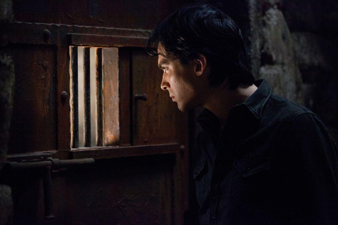 Wird es Damon Salvatore (Ian Somerhalder) gelingen, Stefan aus seiner Zelle zu befreien? - Bildquelle: Warner Bros. Television
