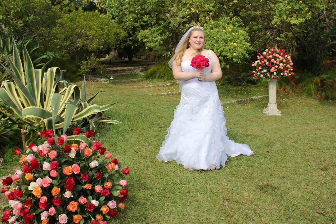 Auch Irina möchte die perfekte Hochzeit feiern und die traumhafte Hochzeitsreise gewinnen ... - Bildquelle: Richard Vagg DCL