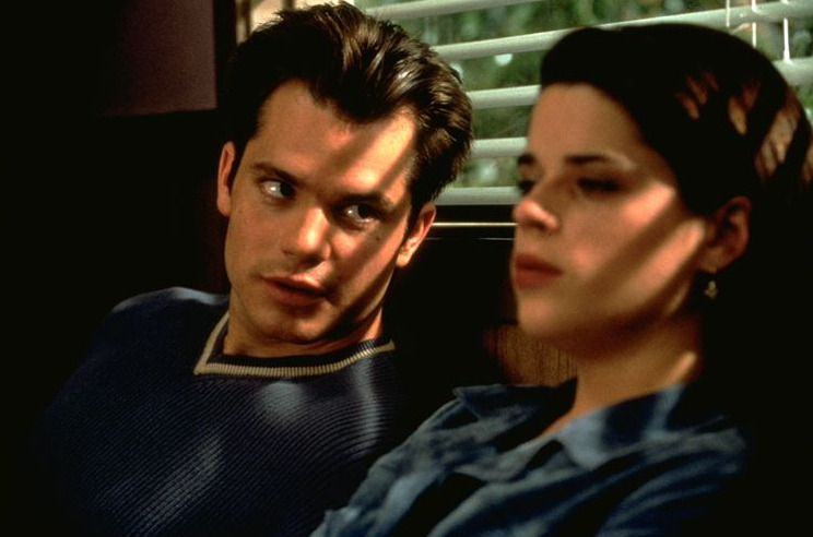 Mickey (Timothy Olyphant, l.); Sidney Prescott (Neve Campbell, r.) - Bildquelle: Kimberly Wright Paramount Pictures and Miramax. All Rights Reserved. / Kimberly Wright